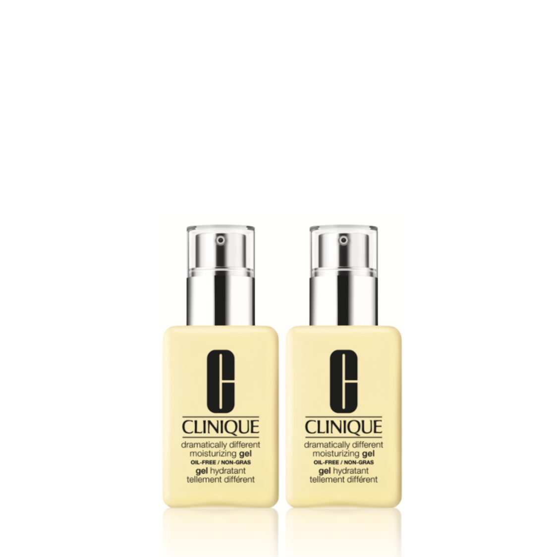 Clinique Dramatically Different Moisturizing Gel Duo worth 120