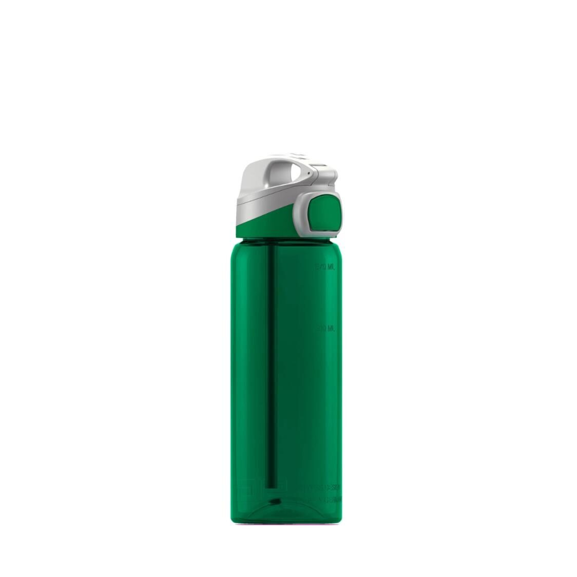 Sigg 600ml Miracle Ttitan Water Bottle -  Green - Made In Germany 863200