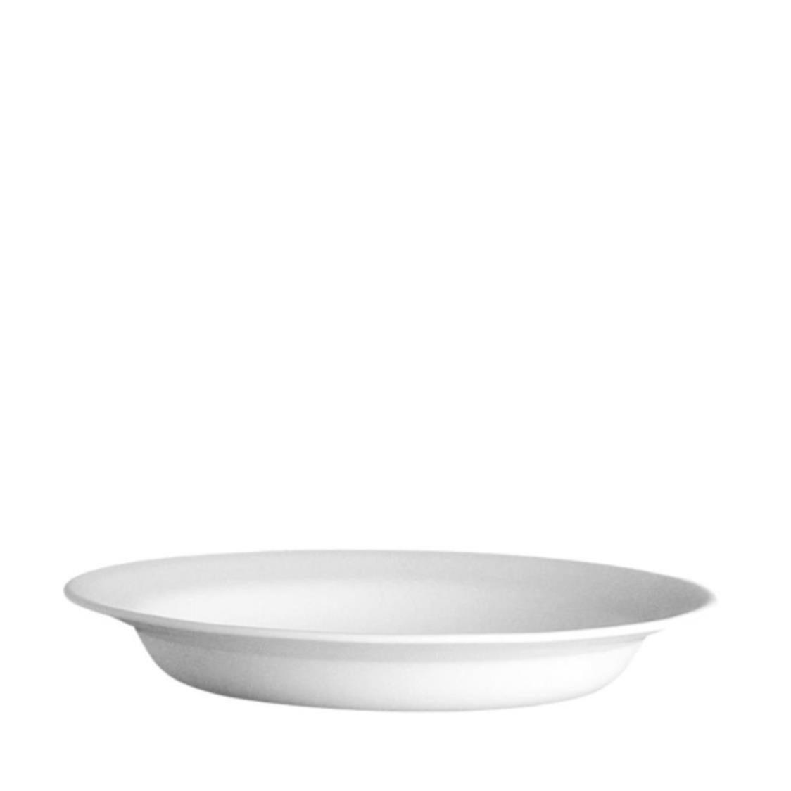 Corelle Rim Soup Plate Winter Frost White