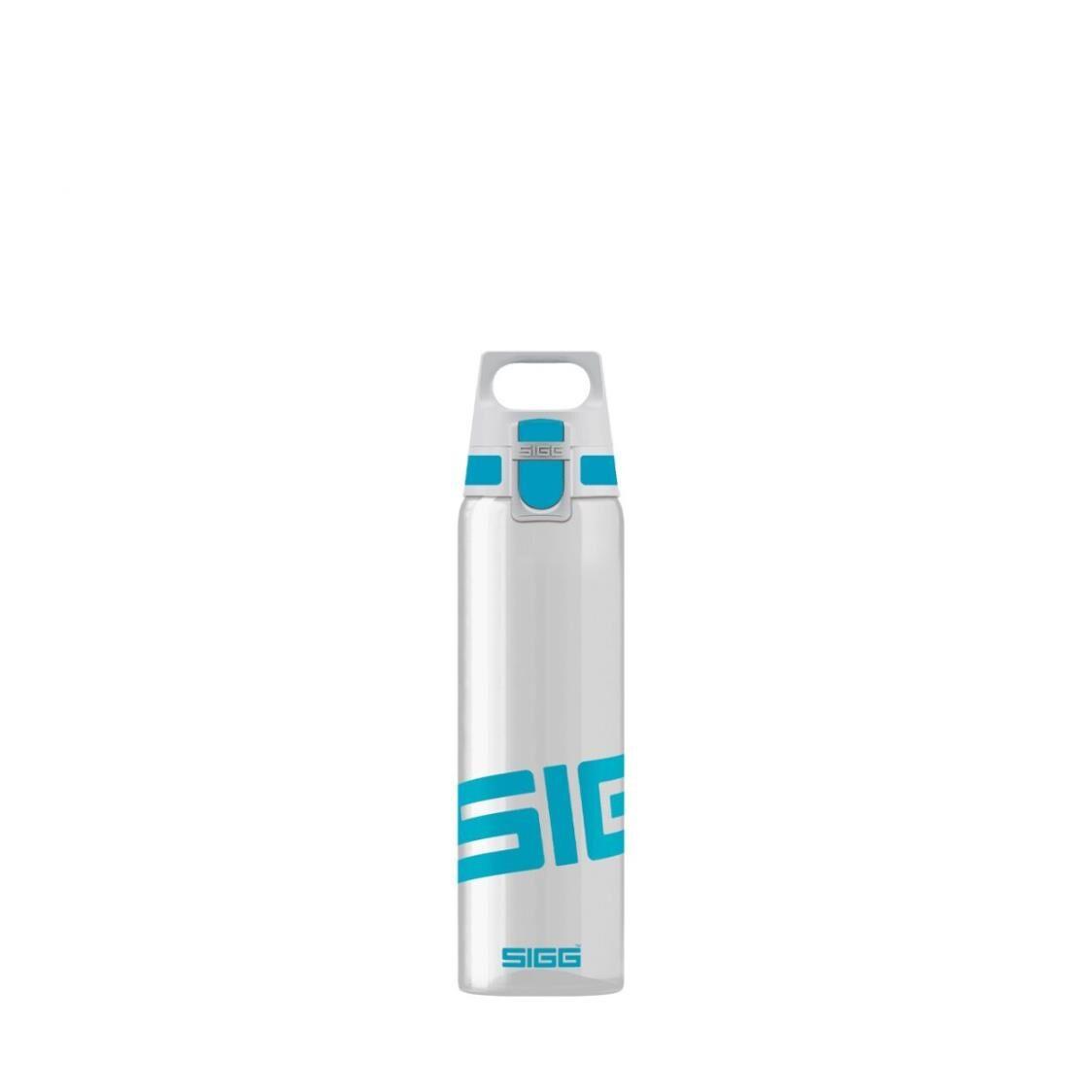 Sigg Total Clear One 750ml Water Bottle 863290  Aqua
