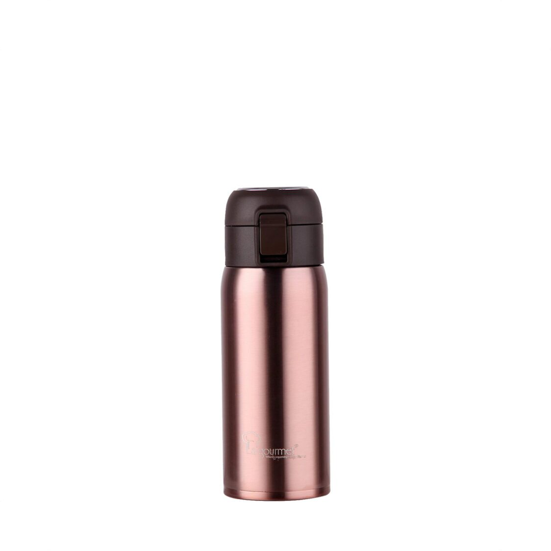 La Gourmet Rose Gold Collection 035L One Touch Thermal Tumbler LGRGC363930