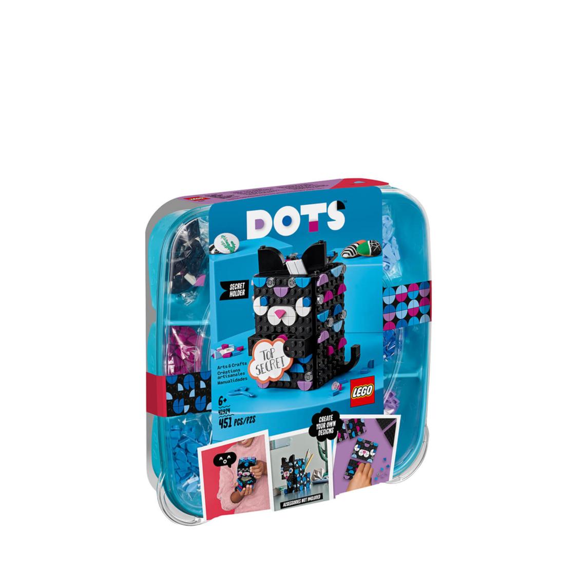 LEGO DOTS - Secret Holder 41924