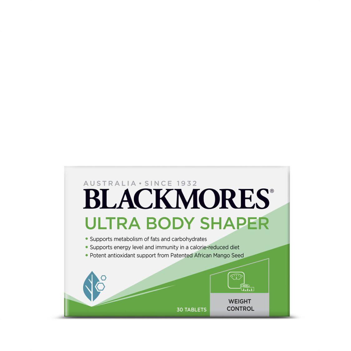 Blackmores Ultra Body Shaper 30s