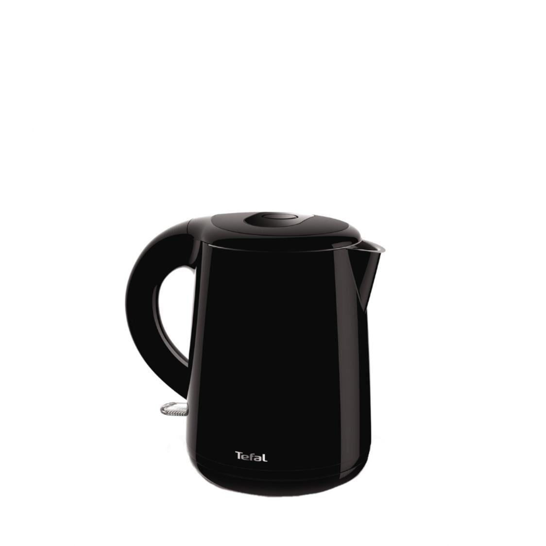 Tefal Kettle Safe Tea Black 1L