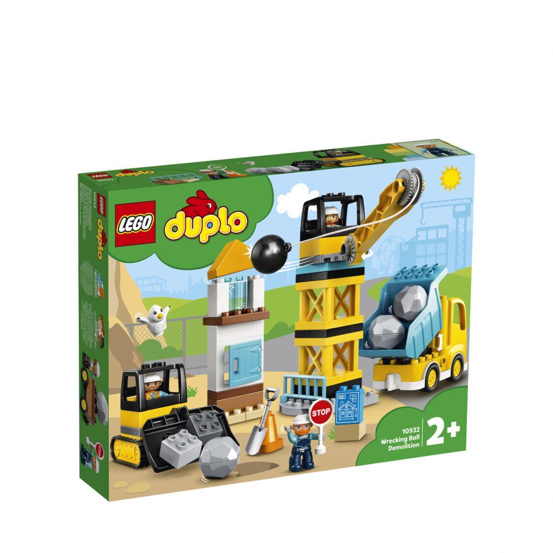 LEGO Wrecking Ball Demolition 10932 V29