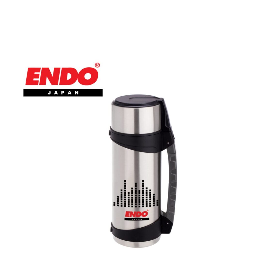 Endo 1L Double Stainless Steel Sports Bottle CX-5114