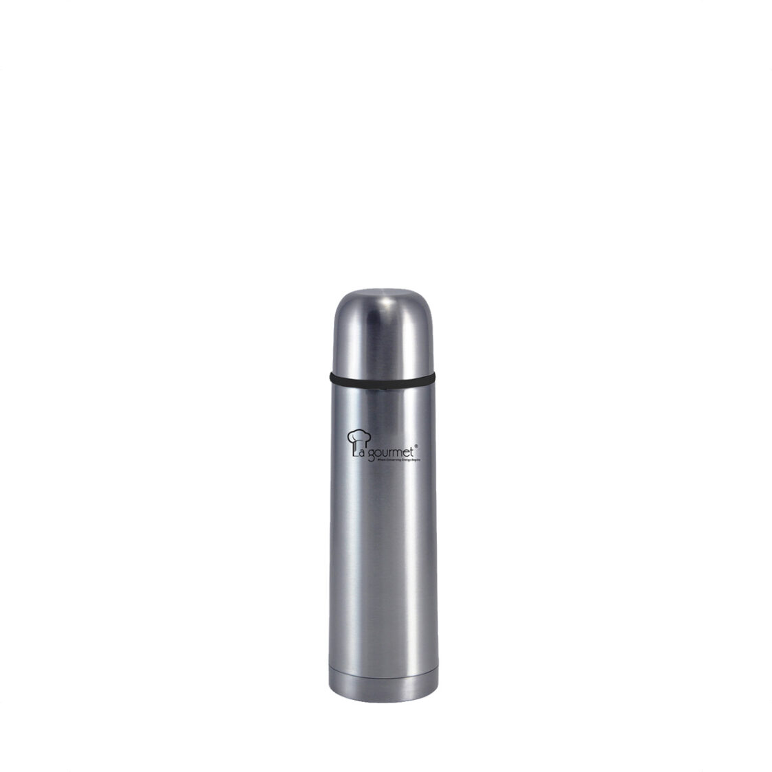 La Gourmet Sakura Plus 05L Thermal Flask - Metallic Grey LGSP338624