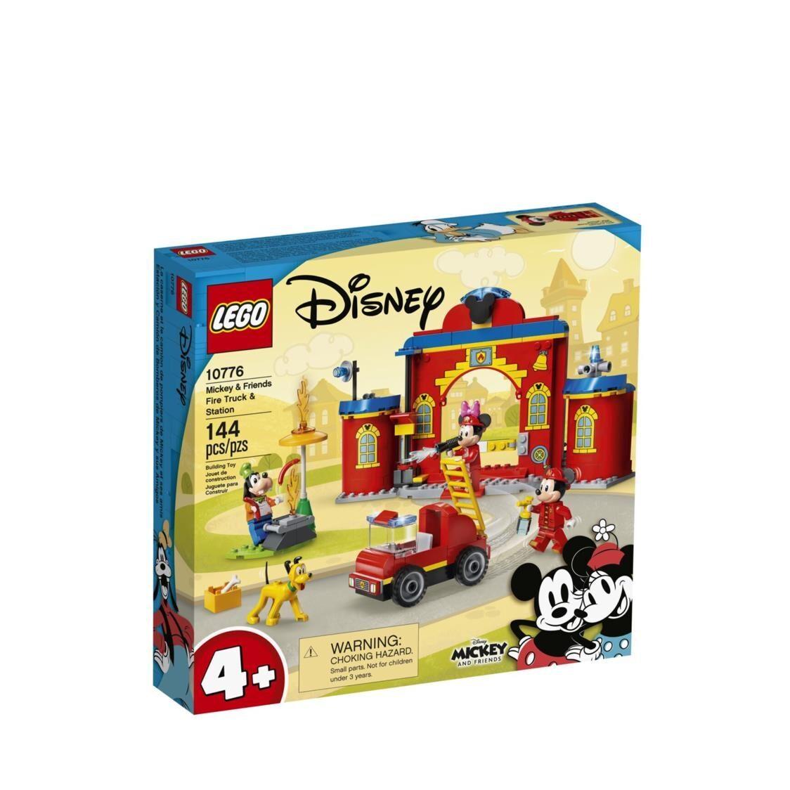 LEGO Mickey  Friends - Mickey  Friends Fire Truck  Station 10776