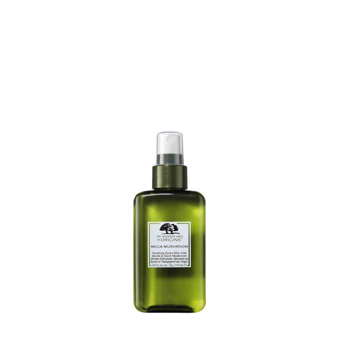 Dr Andrew Weil For Origins Mega-Mushroom Soothing Hydra-Mist with Reishi and Snow Mushroom 100ml