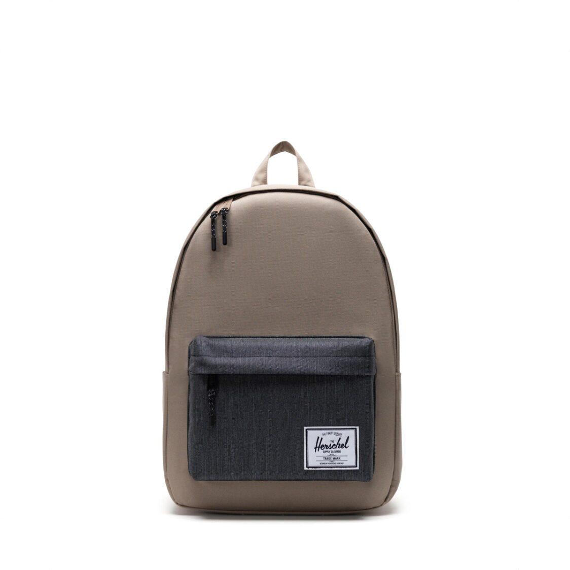 Herschel Classic X-Large - TimberwolfBlack Denim Backpack 10492-04514-OS
