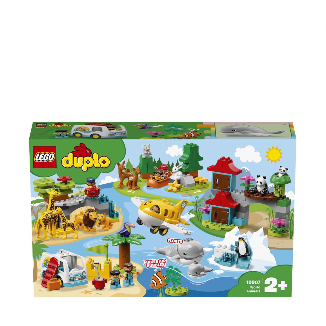 LEGO DUPLO - World Animals 10907