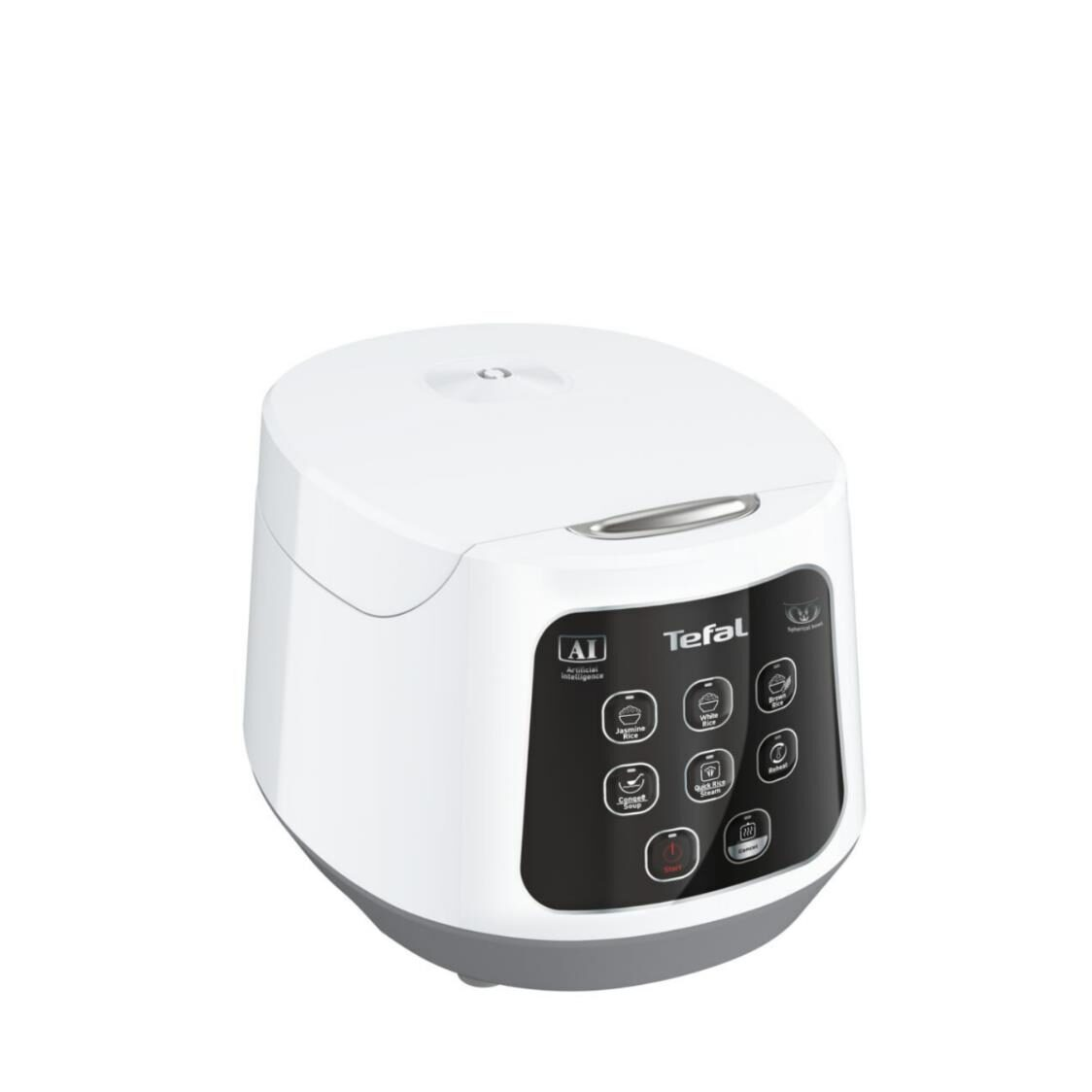 Rk7301k30289 - Tefal Easy Compact Rice Cooker 1l With Tefal Masterseal 3pcs Set Worth 3070