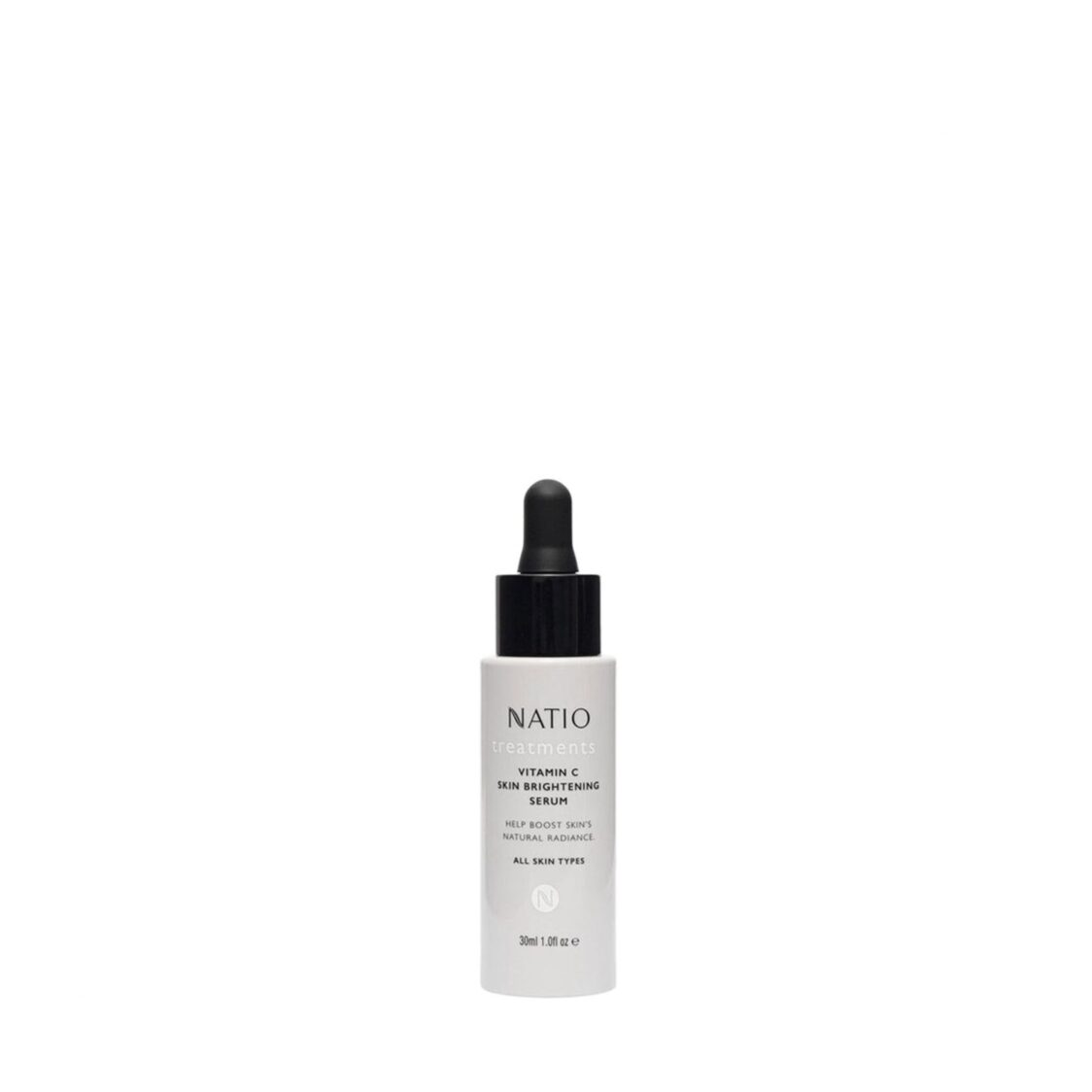 Natio Treatments Vitamin C Skin Brightening Serum 30ml