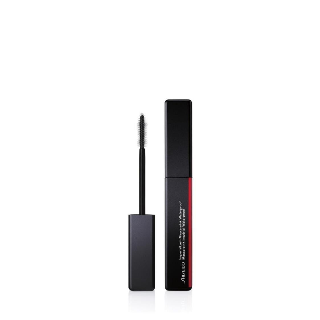 Shiseido Makeup ImperialLash MascaraInk Waterproof 01 Sumi Black