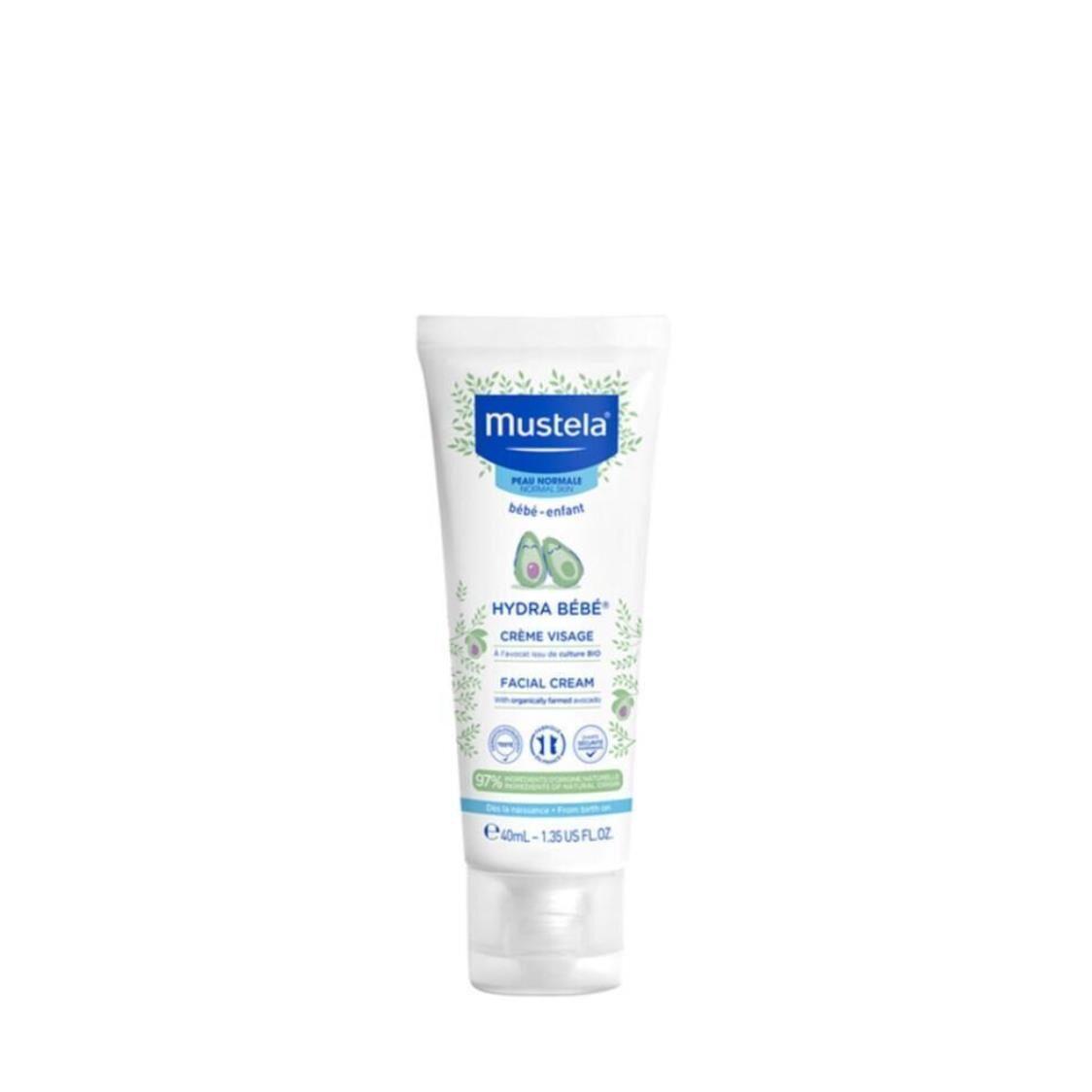 Mustela Cleansing Wipes 25pcs