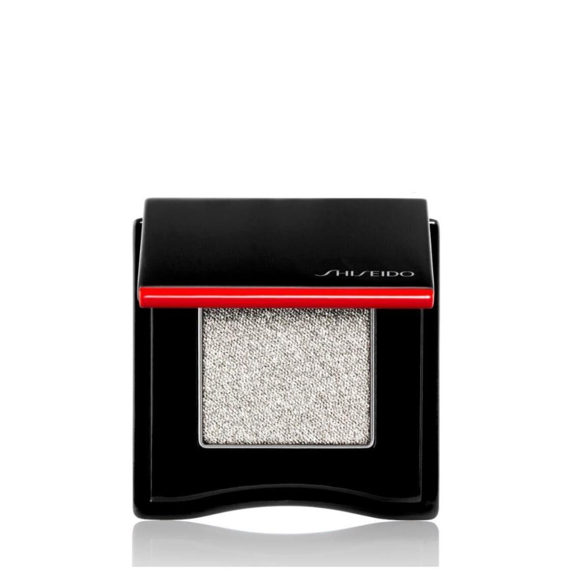 Shiseido POP PowderGel Eye Shadow 07 Shari-Shari Silver