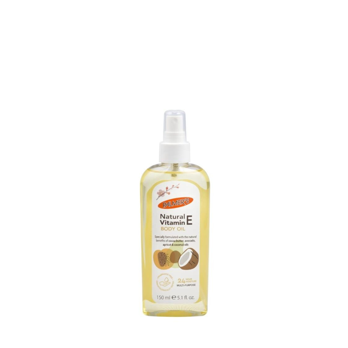 Palmers Natural Vit E Body Oil 150ml