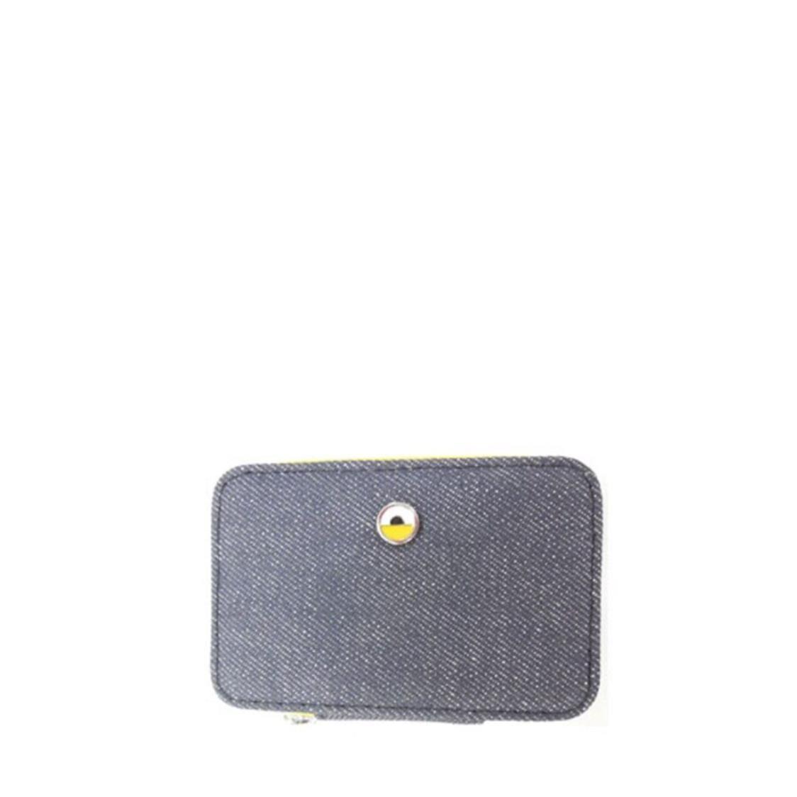 Fion Minions Leather with Denim Lip Sticks Box - FCAWLMY009BLEYLWZZ