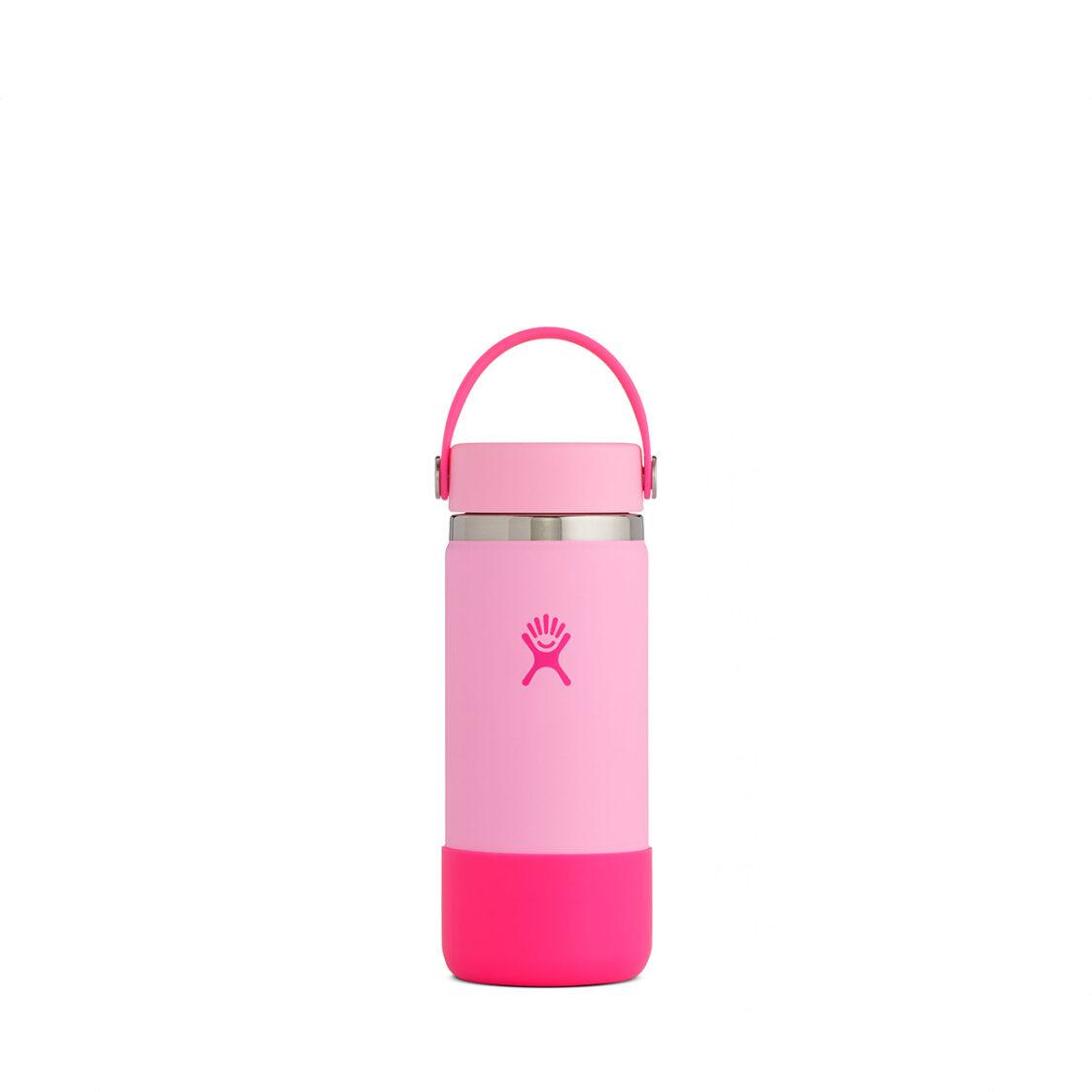 Hydro Flask Prismpop Wide Mouth Flex Cap 16oz Bubblegum Neon