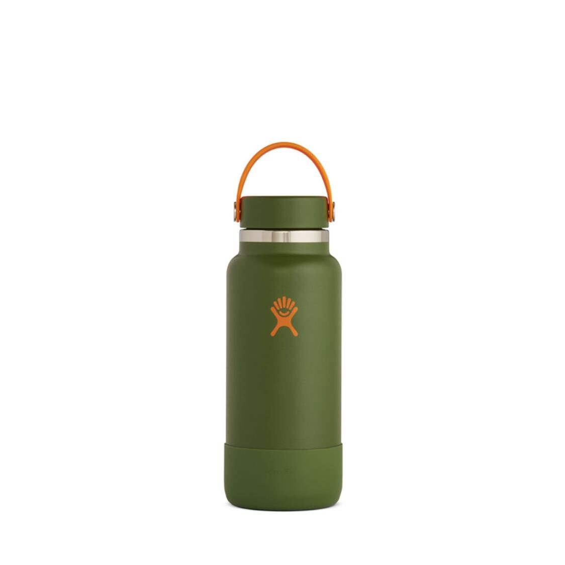 Hydro Flask Timberline Wide Mouth Flex Cap 32oz Olive
