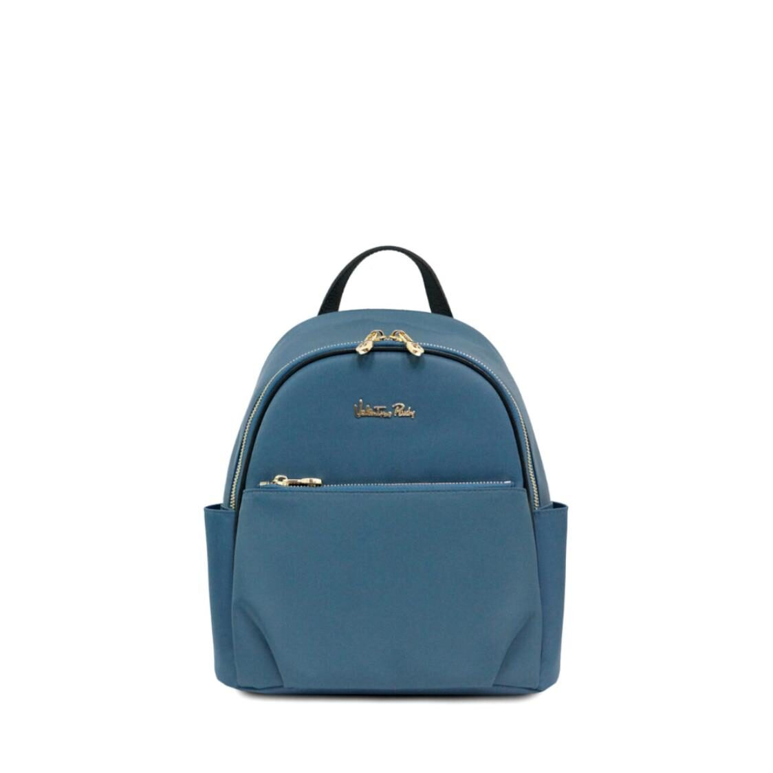 Valentino Rudy Nylon Leather trimmed Backpack