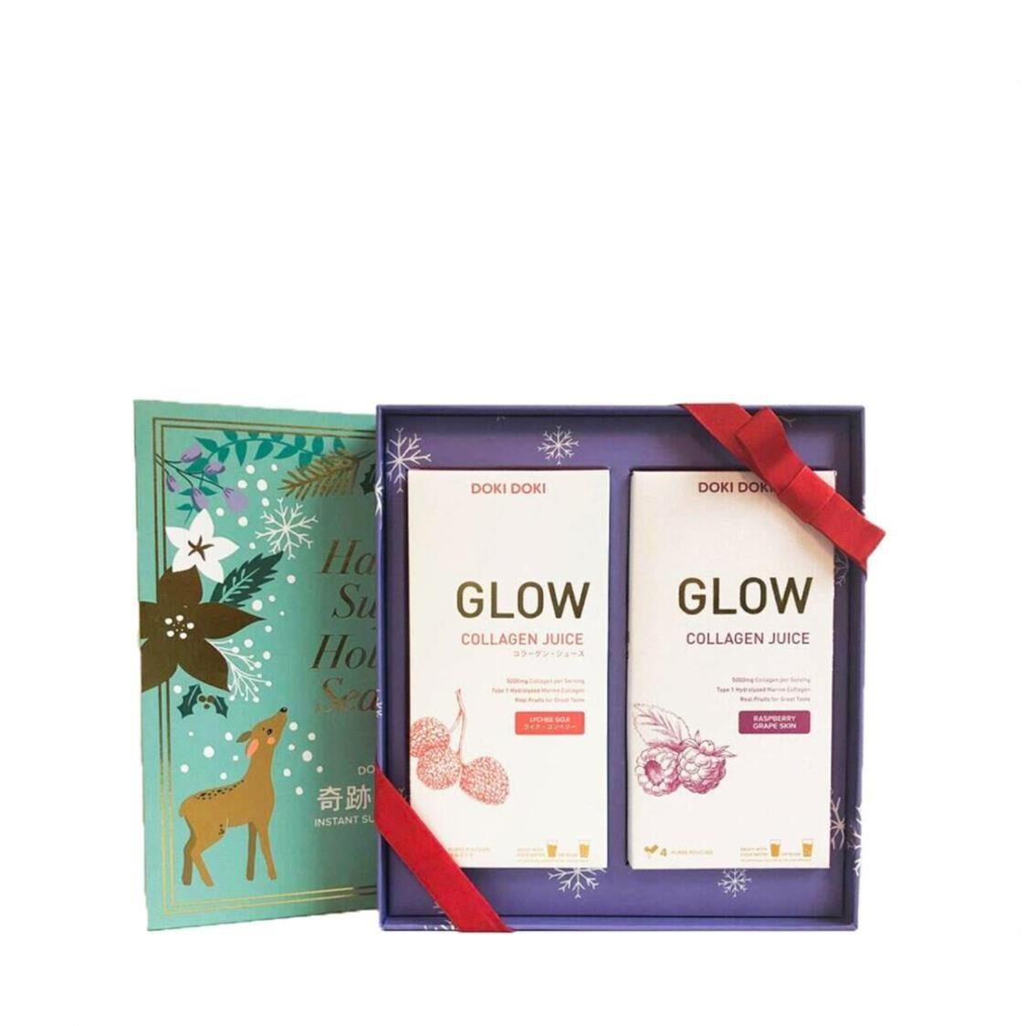 Doki Doki Beauty Mini Holiday Gift Box  - Box of 2