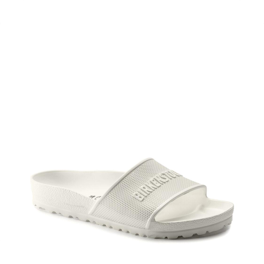 Birkenstock Barbados EVA Unisex Regular Width Sandals White