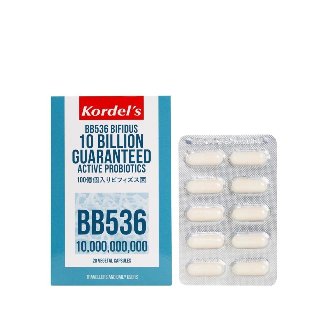 BB536 Bifidus 10B 20s