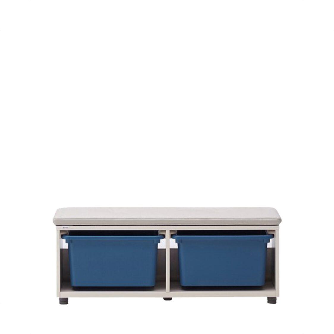 Iloom 950W Bench with storage HSFP191-IVKB