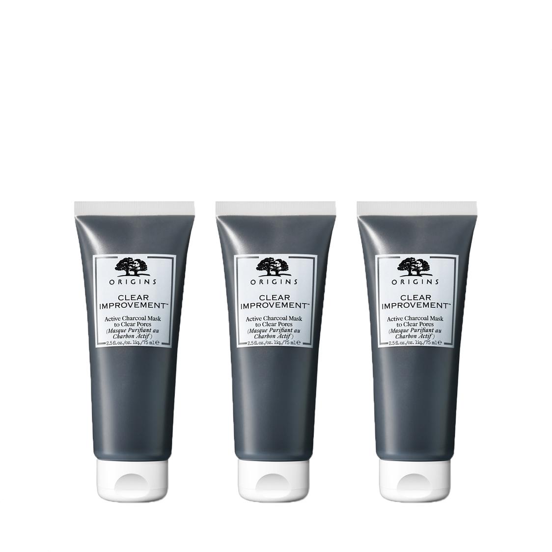 Origins Clear Improvement Mask Trio Kit