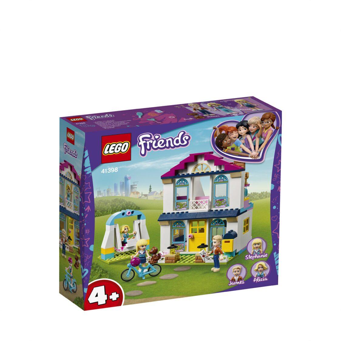 Lego 41398 4 Stephanies House V29