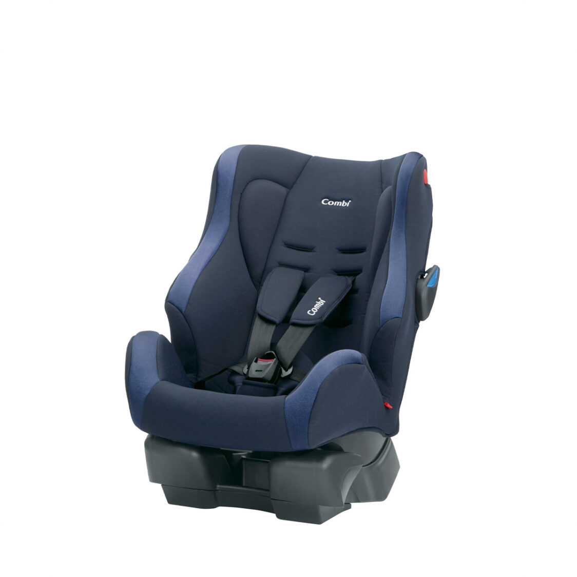 Combi Wego Long Navy Car Seat New born7 Years Old 56KG