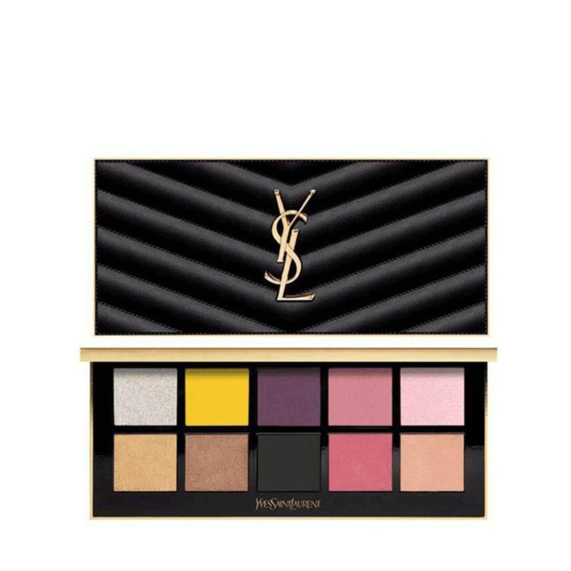 Yves Saint Laurent Beaute Couture Clutch Eyeshadow Palette Paris