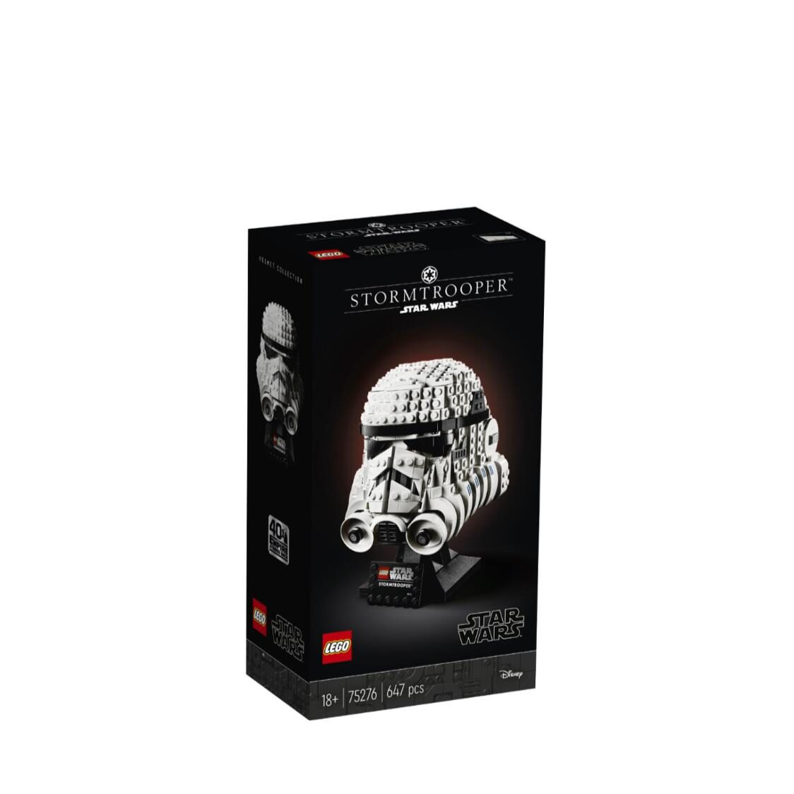 LEGO Star Wars - Stormtrooper Helmet 75276 V29