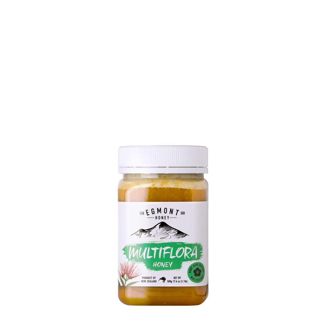 Egmont Multifloral Honey 500g UP 42