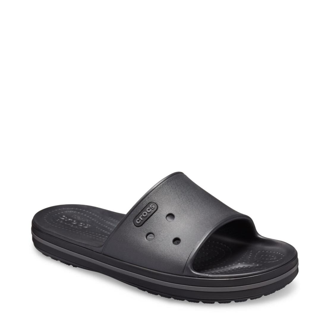 Crocs Crocband III Slide 205733-02S BlackGraphite