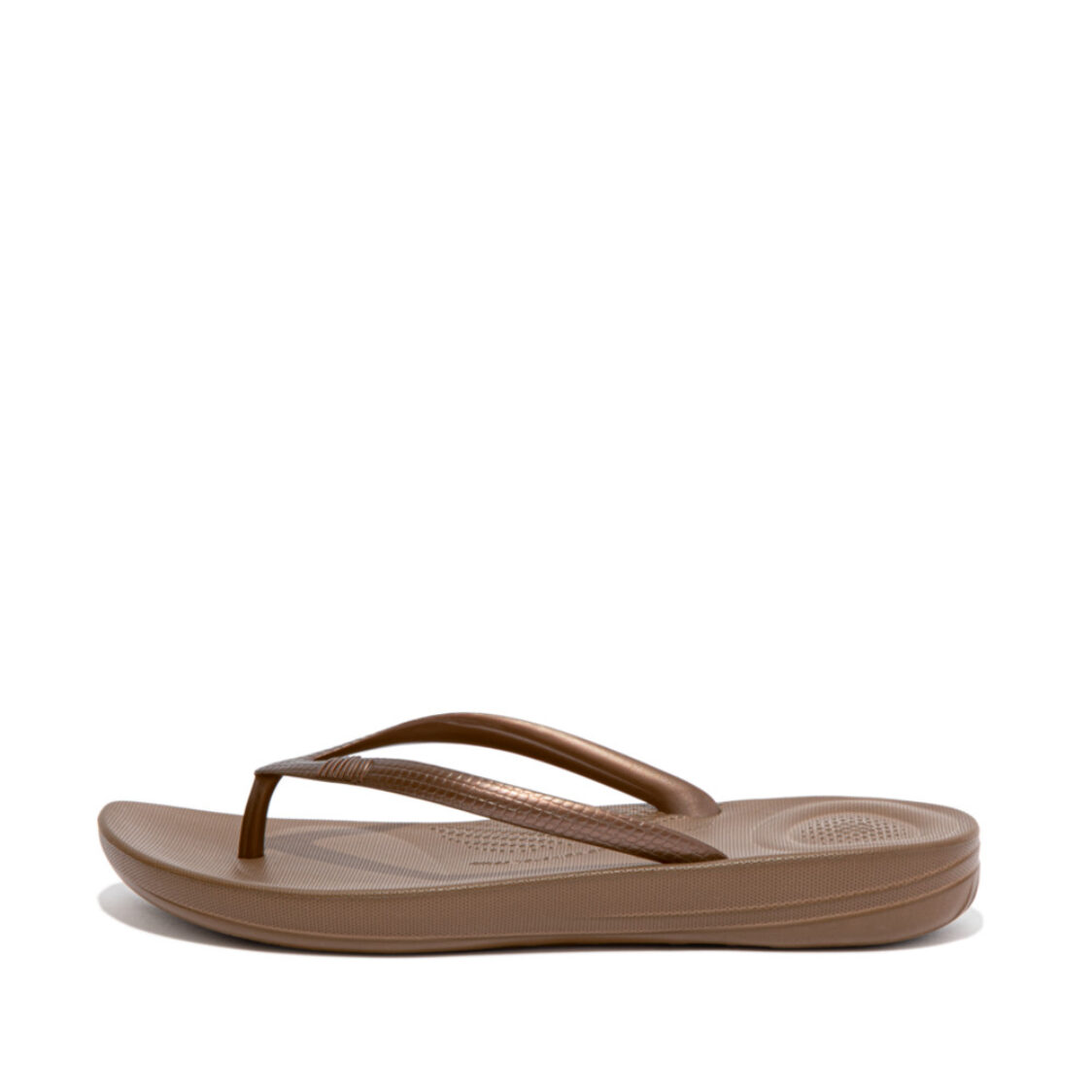 Fitflop Iquishion Ergonomic Flip-flops Bronze E54-012