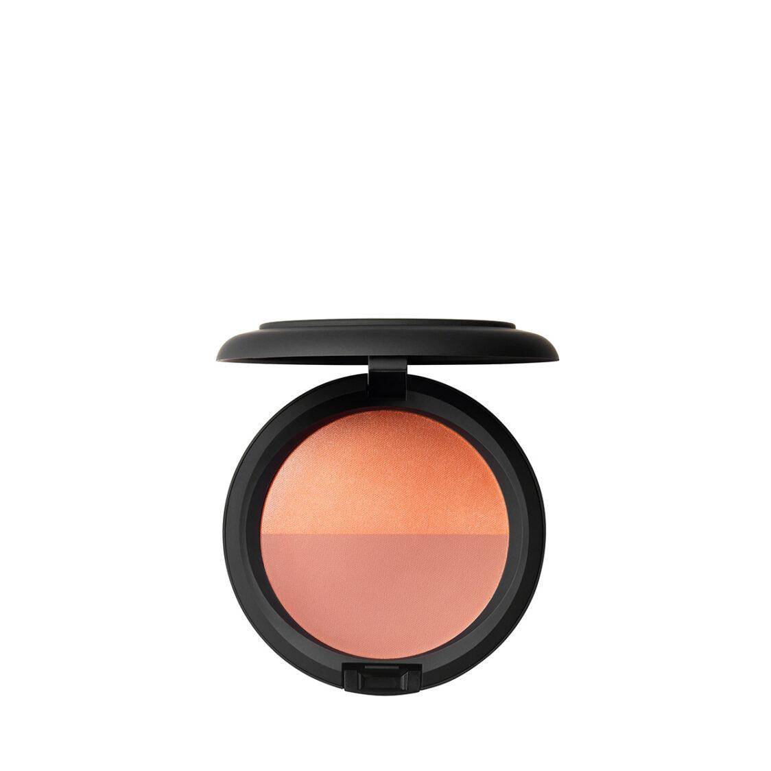 MAC Moon Masterpiece Powder Blush Split Pan Good Health Great Wealth