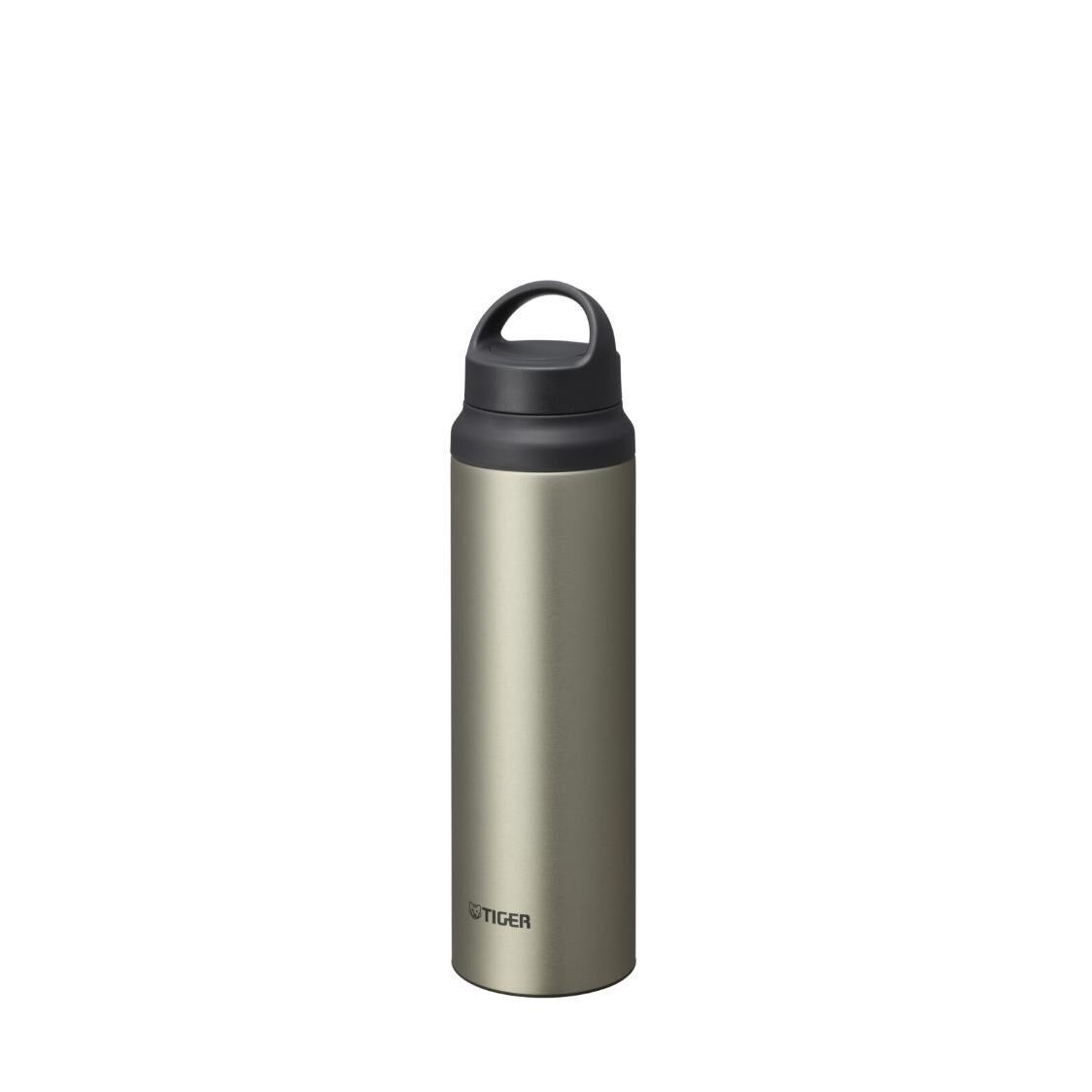 Tiger 800ml Double Stainless Steel Bottle - Titanium Ore Mcz-S080 Xz