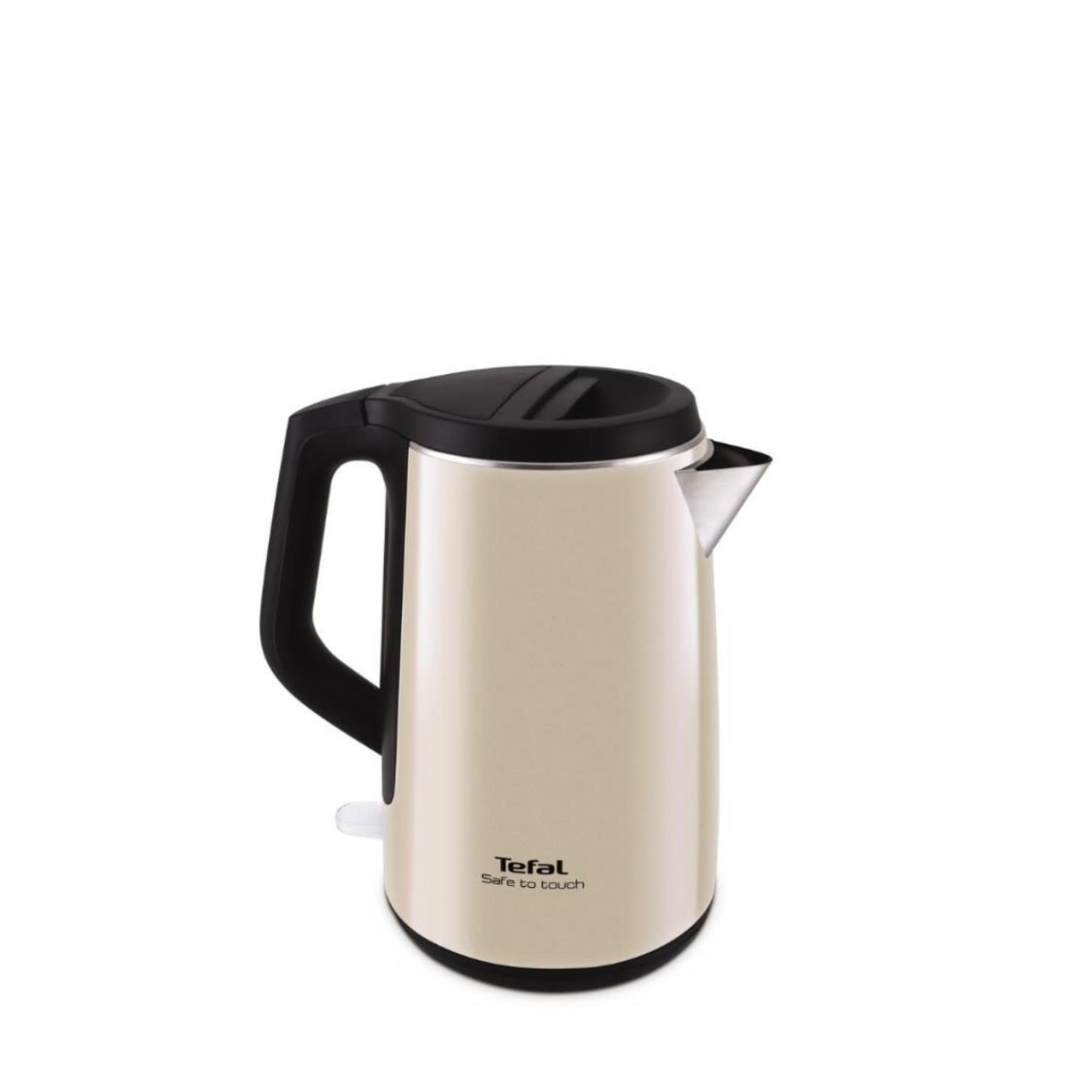Tefal Kettle Safe To Touch Champagne 15L
