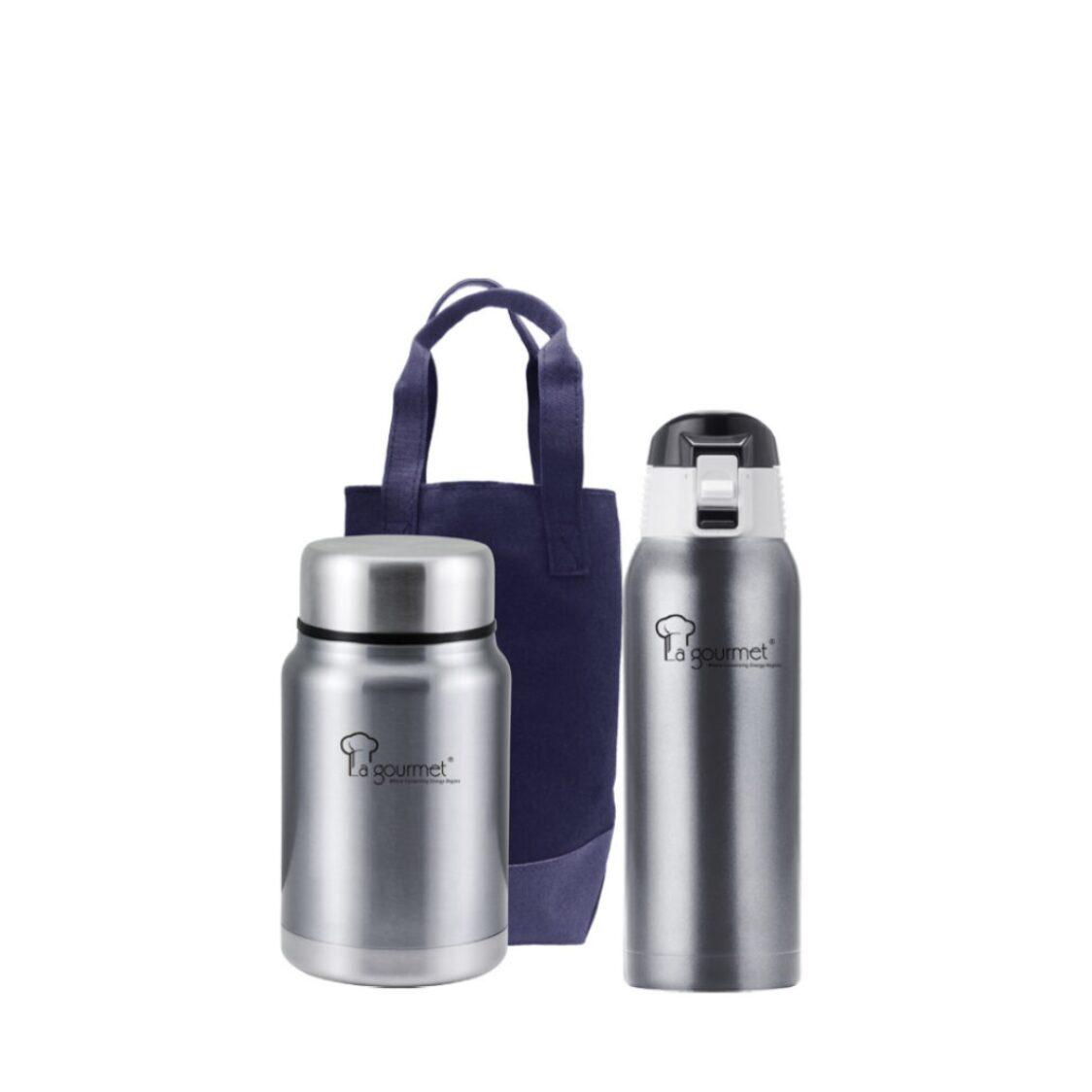 La Gourmet Sakura Plus 075L Thermal Cooker  Sakura Plus 075L Sport Thermal Flask