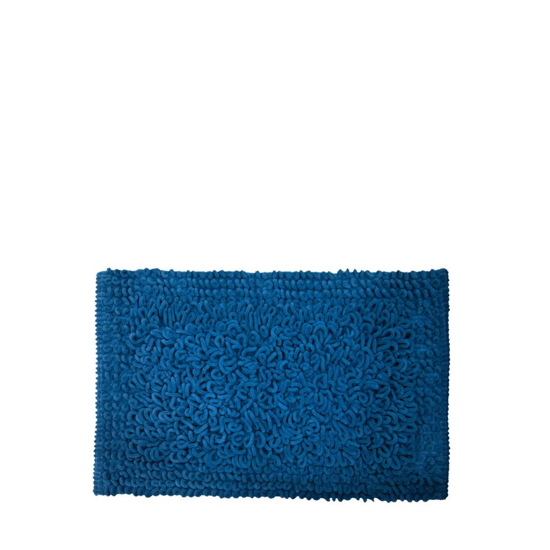 Charles Millen Suite Collection PRIM 18-352 - Denim 100 Microfibre Anti-Slip Bath Mat