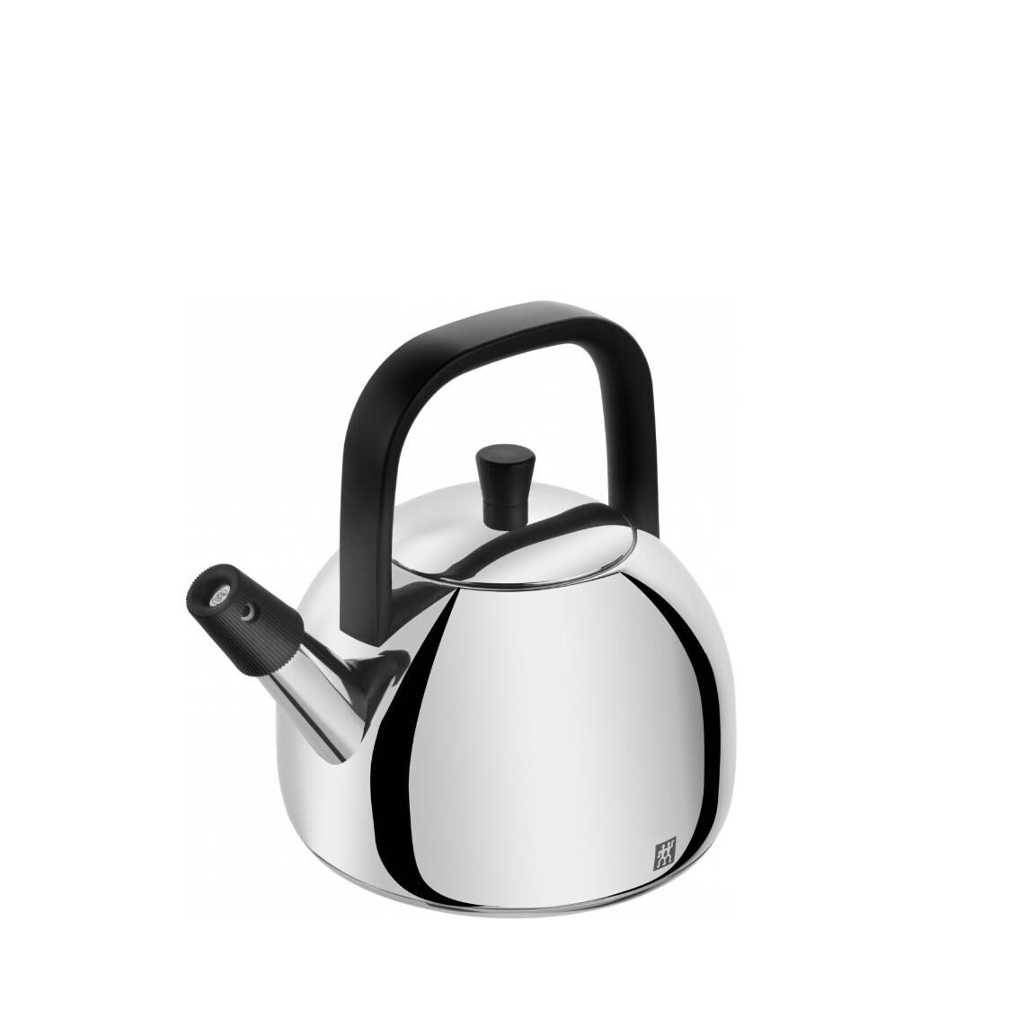 Zwilling Plus Stainless Steel 16L Whistling Kettle Round 40995-001