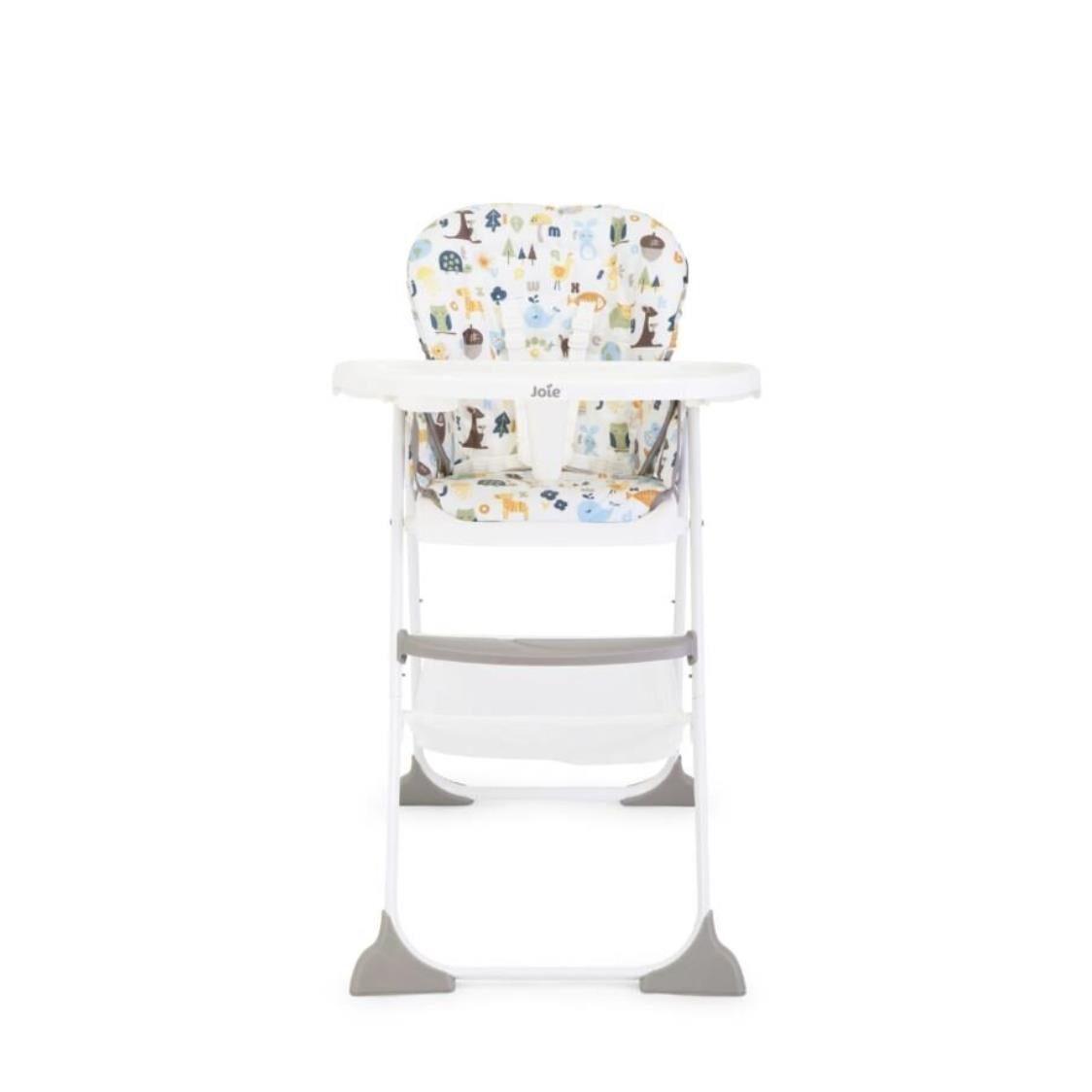 Joie Mimzy Snacker Alphabet High Chair