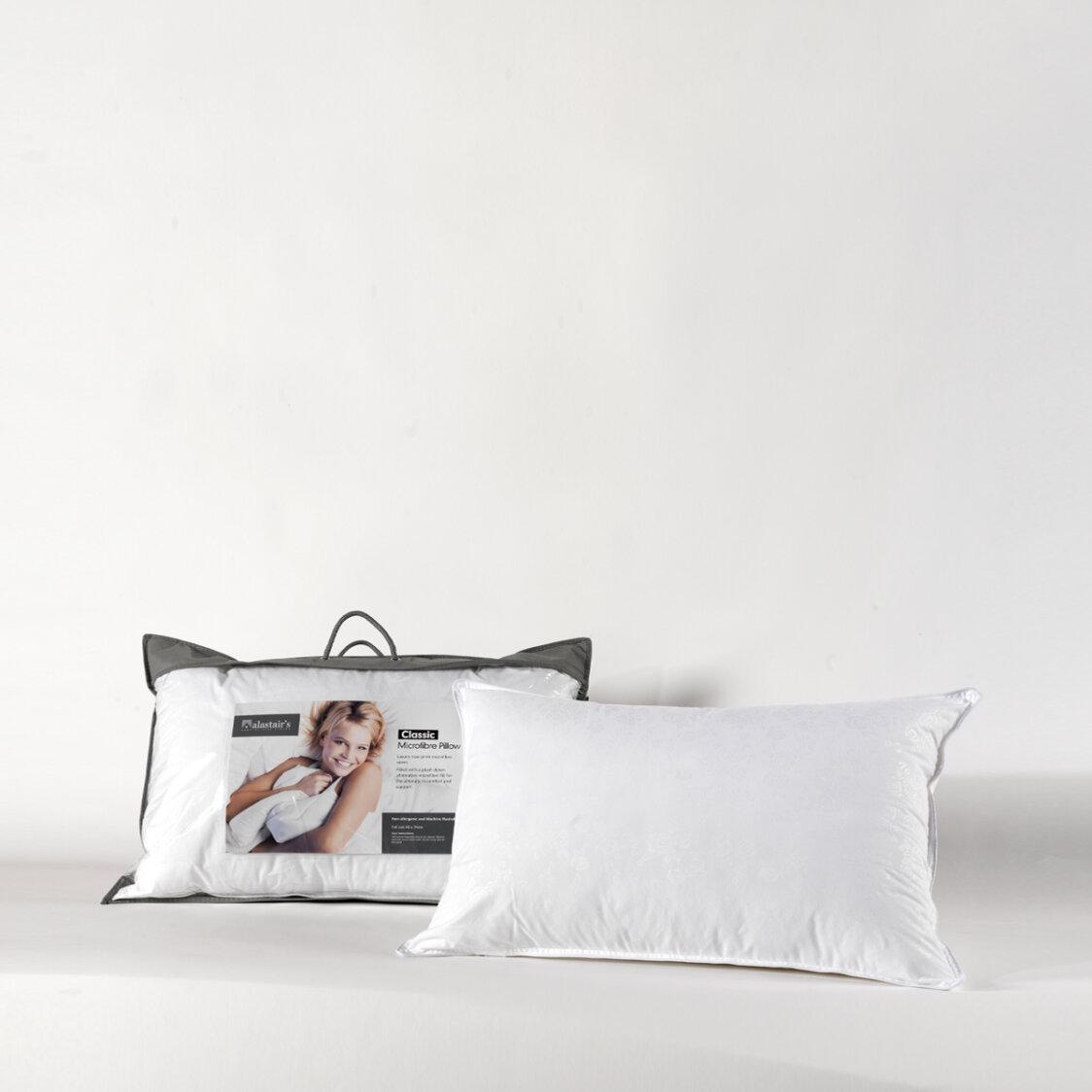 Classic Rose Microfibre Pillow