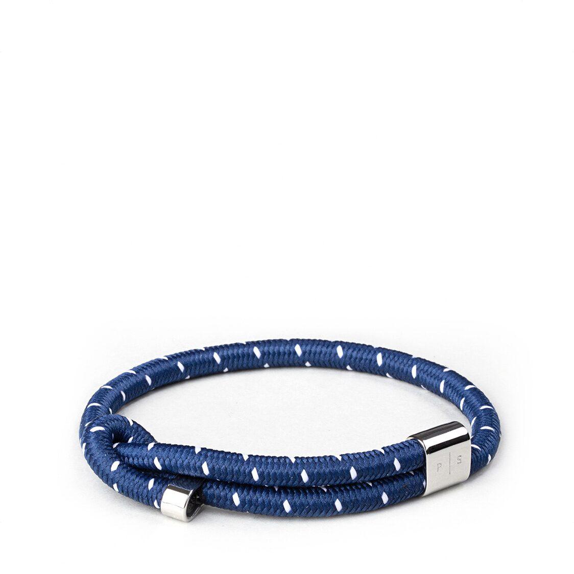 Wve Bracelet - Navy Rope