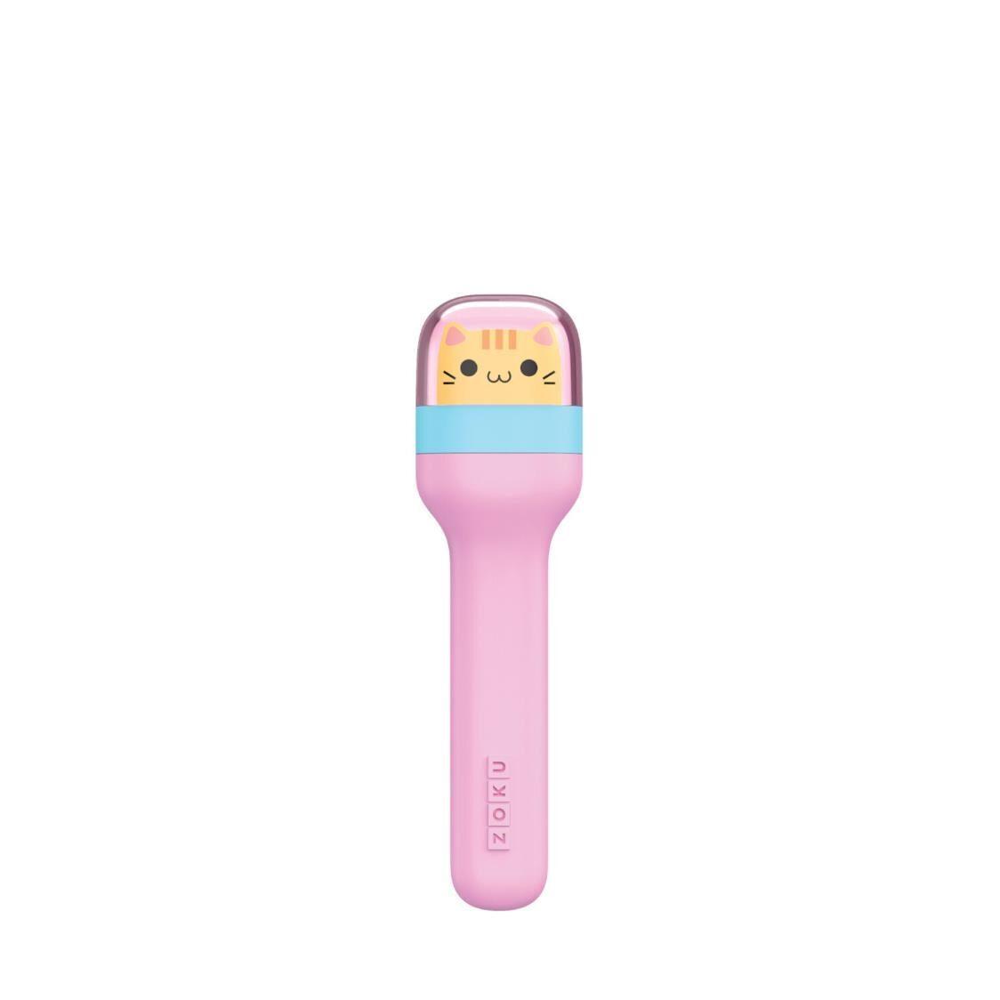 Zoku Kid Pocket Utensil Set Pink