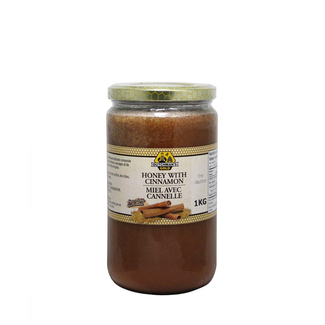 Cinnamon Honey 1kg