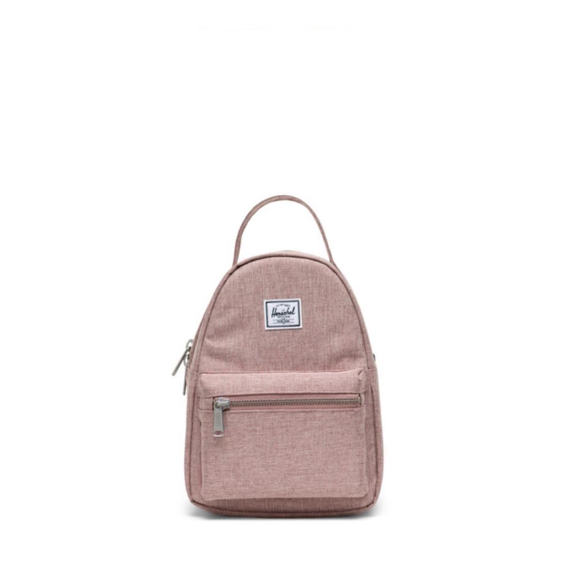 Herschel Nova Mini Ash Rose Crosshatch Backpack 10501-04885-OS