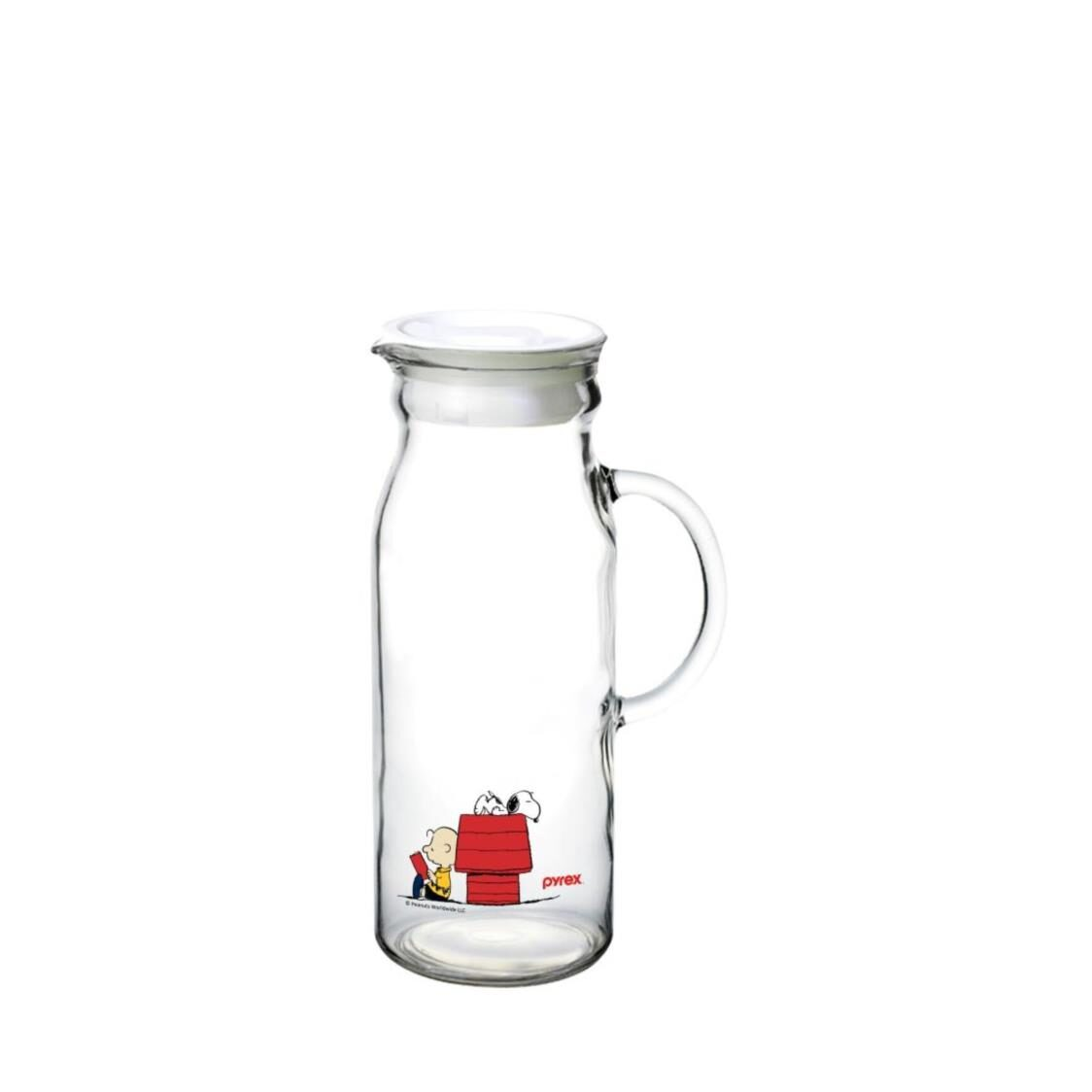 Pyrex Carafe Water Jug 12l - Snoopy Colourful